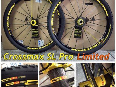 ล้อเสือภูเขา Mavic CrossMax SL Pro Limited