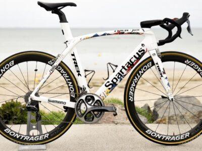 เฟรมเซต Madone9 TREK Madone9 Fabian Tour Special Edition Race Shop Limited