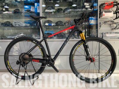 เสือภูเขา Pinelli รุ่น R8 เฟรม Full Carbon