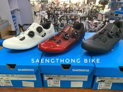 รองเท้าเสือหมอบ Shimano