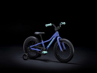 จักรยานเด็ก TREK Precaliber 16 Girl สีม่วงลาเวนเดอร์
