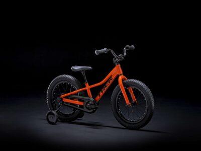 จักรยานเด็ก TREK Precaliber 16 Boy สีส้ม