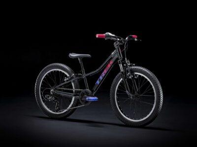 จักรยานเสือภูเขาเด็ก TREK Precaliber 20 Girl สีดำ