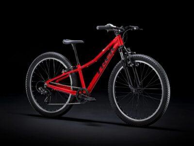 จักรยานเสือภูเขาเด็ก TREK Precaliber 24 Boy สีแดง