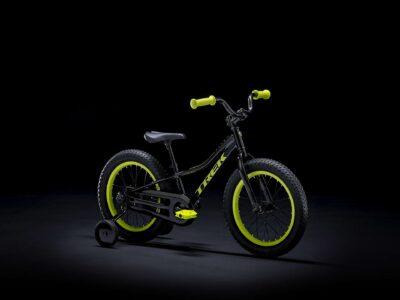 จักรยานเด็ก TREK Precaliber 16 Boy สีดำเหลือง