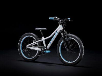 จักรยานเสือภูเขาเด็ก TREK Precaliber 20 Girl สีขาว