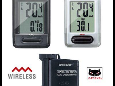 ไมล์ Cateye Velo Wireless Plus