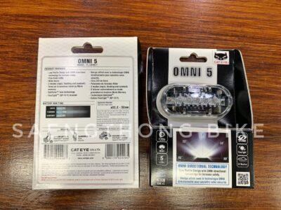 ไฟหน้า CATEYE OMNI5 HL-LD15