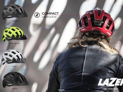 หมวก LAZER COMPACT รุ่นใหม่