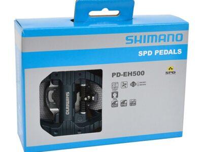 บันไดคลีตเสือภูเขา Shimano PD-EH500 แบบกระเทย