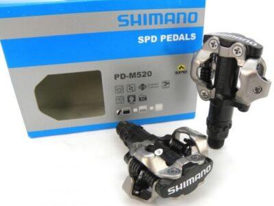 บันไดคลีตเสือภูเขา Shimano รุ่น M520