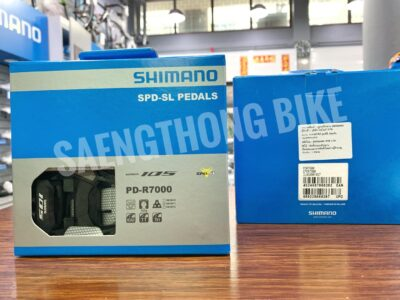 บันไดคลีตเสือหมอบ Shimano 105 รหัส R7000